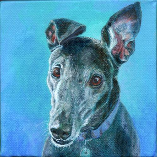 Portrait Marathon: #2 Darcy