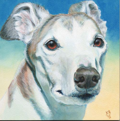 Portrait Marathon: Tex, #17