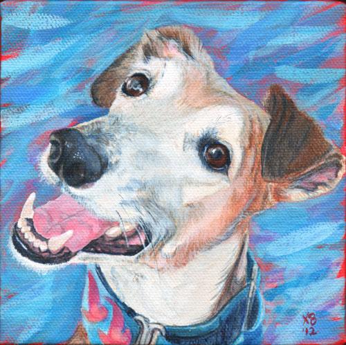 Portrait Marathon: #9 – Ruger!